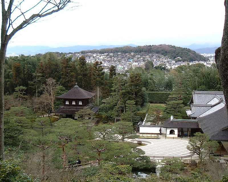 Kiyumizudera<br /> Kyoto 2004 <br /> fuji digital