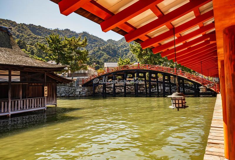Itsukushima Shrine, Miyagima Island, Hiroshima, Japan