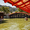 Itsukushima Shrine, Miyagima Island, Hiroshima, Japan