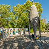 Childrens Peace Monument, Hiroshima Peace Memorial Park, Hiroshima, Japan