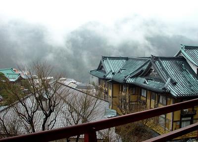 FUJIYA HOTEL - HAKONE