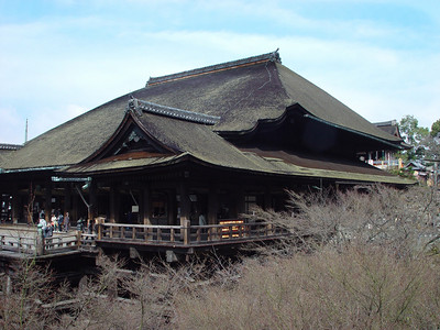 KIYOMISO TEMPLE - KYOTO