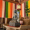 Fasting Buddha, Kenchoji Temple. Kamakura