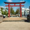 Torii Gate, Tsurugaoka Hachimanga Shrine, Kamakura