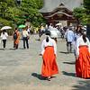 Tsurugaoka Hachimanga Shrine, Kamakura
