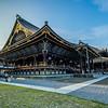 Higashi Honganji Temple, Kyoto, Japan