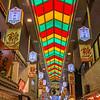 Nishiki Market, Kyoto, Japan,