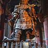 Statue of Koumoku-ten, Todaiji Temple, Japan
