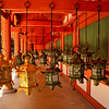 Lanterns at Kasuga Taisha shrine, Nara