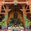 Giant Buddah, Todaiji Temple, Nara, Japan
