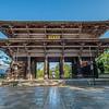 Nandaimon gate, Todaiji Temple, Nara, Japan
