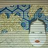 Shutter art, Nakamise shop