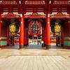 Ozoman Gate, Sensoji Temple, Asakusa, Tokyo, Japan