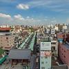 Nakamise Street (Orange Street), Asakusa, Tokyo, Japan