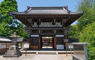 27 Umenomiya Taisha Shrine Kyoto © David Bickerstaff
