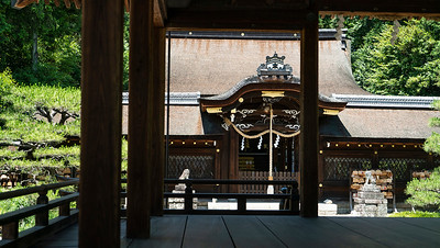 26 Umenomiya Taisha Shrine Kyoto © David Bickerstaff