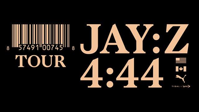 JAY-Z - 444 Tour