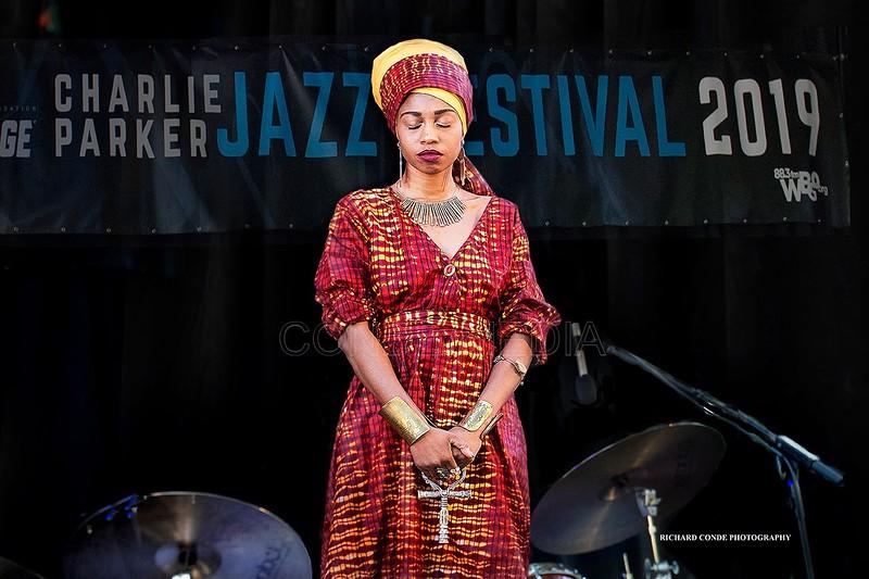 Jazzmeia Horn / 2019 Charlie Praker Jazz Festival  / dsc_JA776R