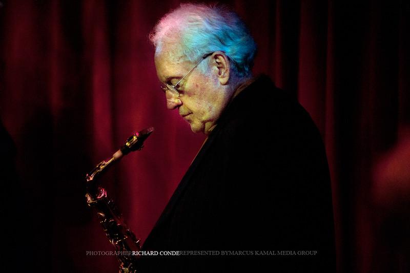 Lee Konitz  / Birdland Jazz Club  /  dsc_LK88YW
