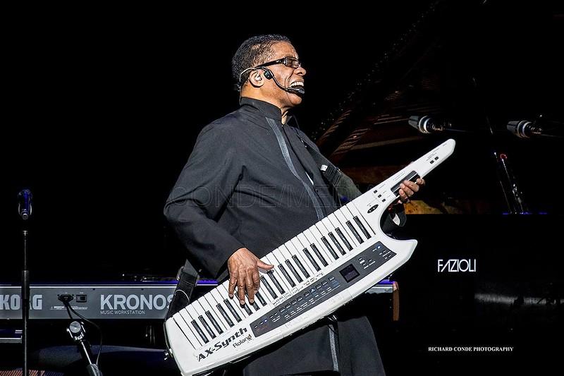 Herbie Hancock  /  2019 Detroit Jazz Festival  / dsc_H4493