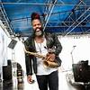 Casy Benjamin / Newport Jazz Festival  / dsc_CB44RW