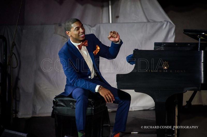 Christian Sands / Detroit Jazz Festival  /  dcs_CSD883M