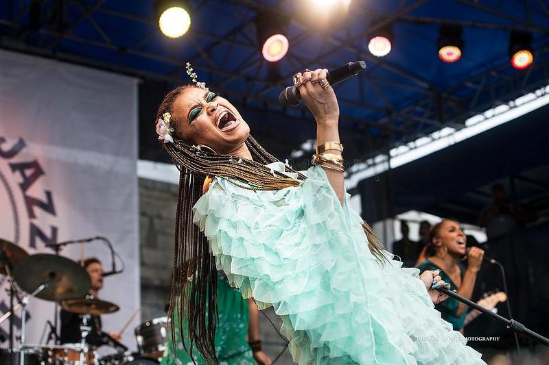 Andra Day  / 2017 Newport Jazz Festival
