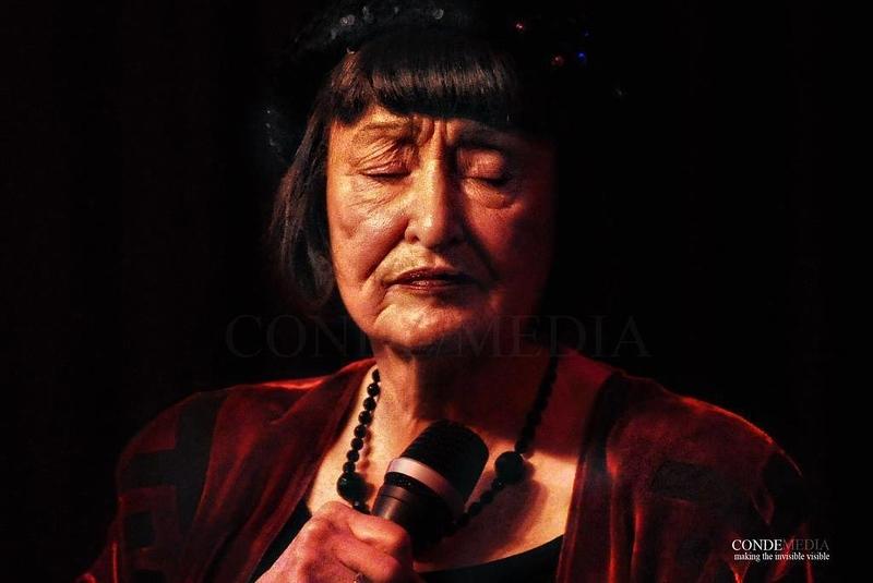 Sheila Jordan / BIrdland Jazz Club NYC