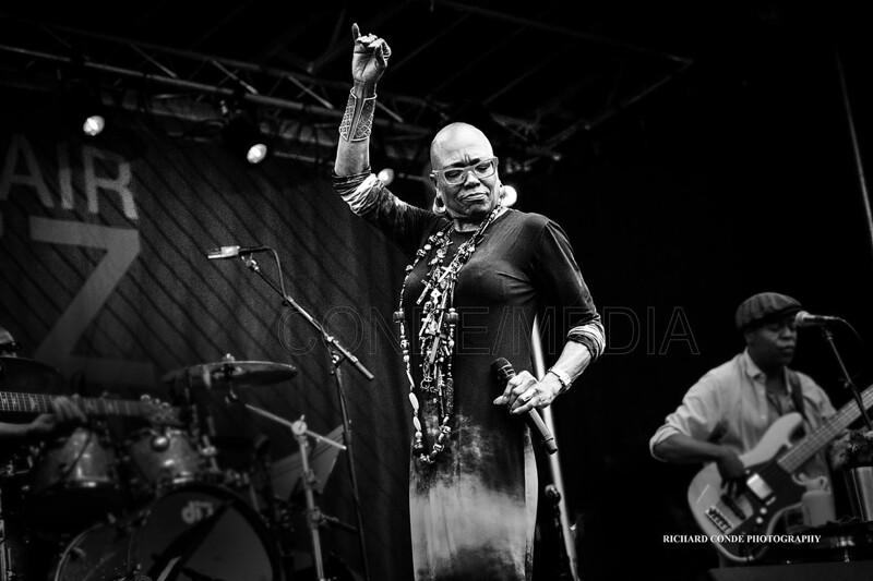 Dee Dee Bridgewater  / Mountclair Jazz Festival  / dsc_D330976