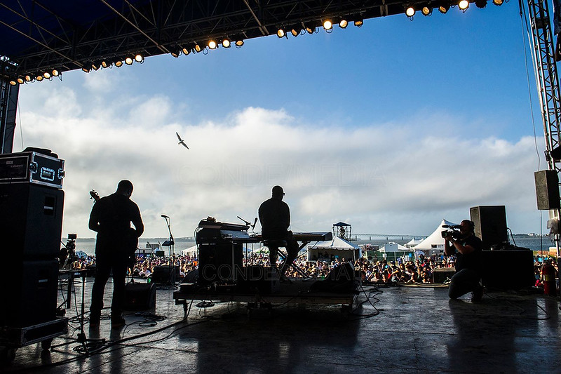 Robert Glasper  / Newport Jazz Festival