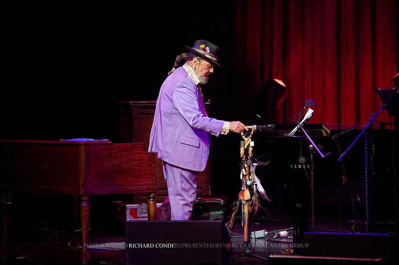"A GREAT NIGHT IN HARLEM 2011 / DR JOHN  <a href=""http://www.facebook.com/richardcondemedia"">http://www.facebook.com/richardcondemedia</a>   <a href=""http://www.instagram.com/richard_conde_photography/"">http://www.instagram.com/richard_conde_photography/</a>"