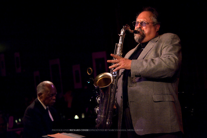 "JOE LOVANO / HANK JONES  <a href=""http://www.facebook.com/richardcondemedia"">http://www.facebook.com/richardcondemedia</a>   <a href=""http://www.instagram.com/richard_conde_photography/"">http://www.instagram.com/richard_conde_photography/</a>"