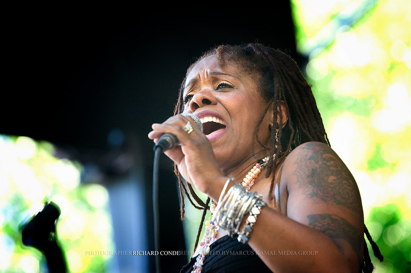 CHARLIE PARKER FESTIVAL 2010 /  CATHERINE RUSSELL