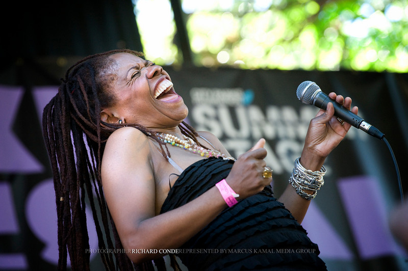 CATHERINE RUSSELL / CHARLIE PARKER FESTIVAL 2010