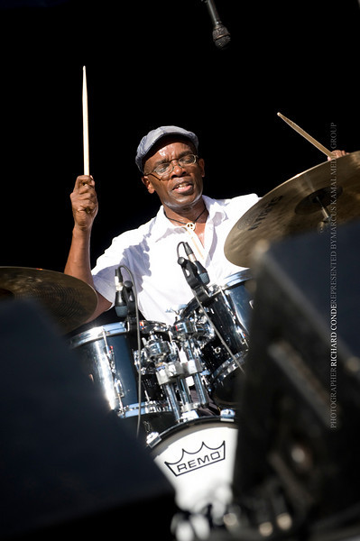 CHARLIE PARKER FESTIVAL 2010  / RUDY  ROLSTON