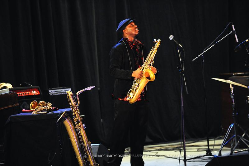 James Carter  / Charlie Parker Festival 2011