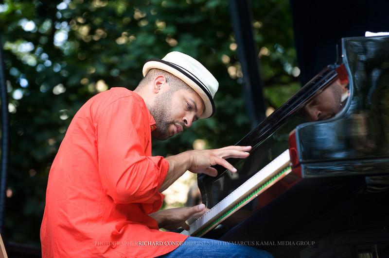 JASON MORAN / CHARLIE PARKER FESTIVAL 2010