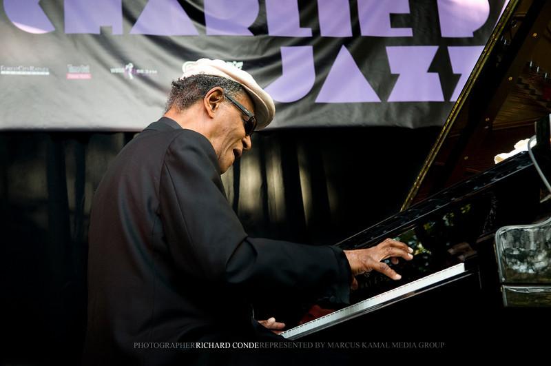 CHARLIE PARKER FESTIVAL 2010 McCoy Tyner CATHERINE RUSSELL