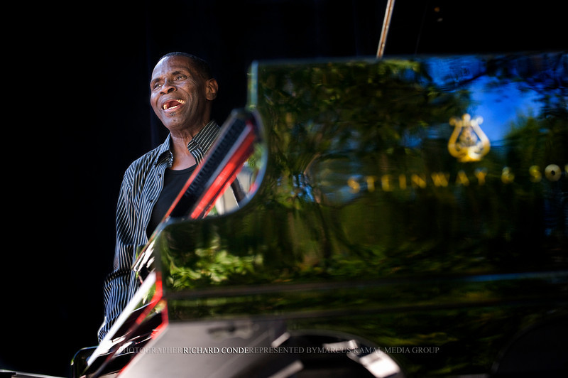 GEORGE CABLES / CHARLIE PARKER FESTIVAL 2010
