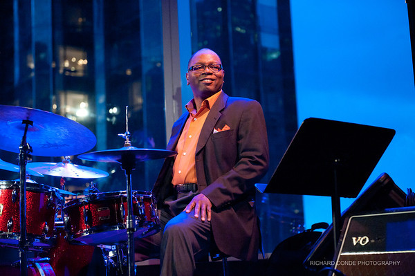 """Lewis Nash / Dennis Irwin Tribute / Jazz at Lincoln Center 2012  <a href=""""http://www.facebook.com/richardcondemedia"""">http://www.facebook.com/richardcondemedia</a>   <a href=""""http://www.instagram.com/richard_conde_photography/"""">http://www.instagram.com/richard_conde_photography/</a>"""