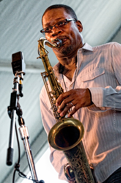 "RAVI COLTRANE / NEWPORT JAZZ FESTIVAL 2011 <br />  <a href=""http://www.facebook.com/richardcondemedia"">http://www.facebook.com/richardcondemedia</a>   <a href=""http://www.instagram.com/richard_conde_photography/"">http://www.instagram.com/richard_conde_photography/</a>"