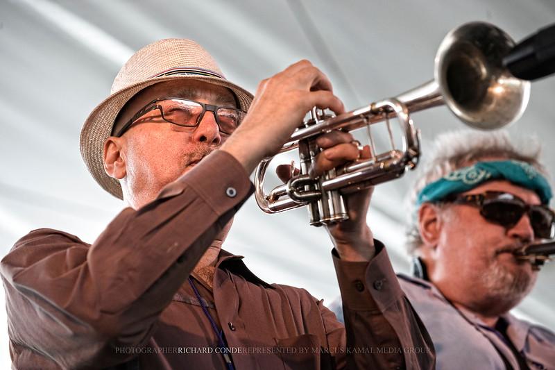 """BRIAN LYNCH / RONNIE CUBER / NEWPORT JAZZ FESTIVAL 2011 <br />  <a href=""""http://www.facebook.com/richardcondemedia"""">http://www.facebook.com/richardcondemedia</a>   <a href=""""http://www.instagram.com/richard_conde_photography/"""">http://www.instagram.com/richard_conde_photography/</a>"""