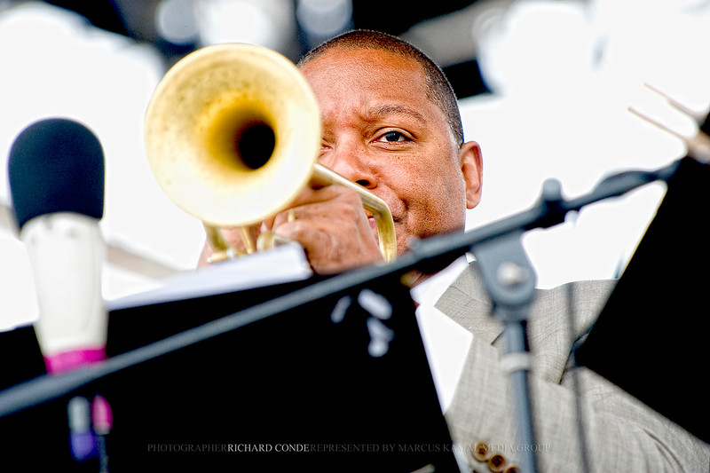 "WYNTON MARSALIS /  NEWPORT JAZZ FESTIVAL 2011 <br />  <a href=""http://www.facebook.com/richardcondemedia"">http://www.facebook.com/richardcondemedia</a>   <a href=""http://www.instagram.com/richard_conde_photography/"">http://www.instagram.com/richard_conde_photography/</a>"