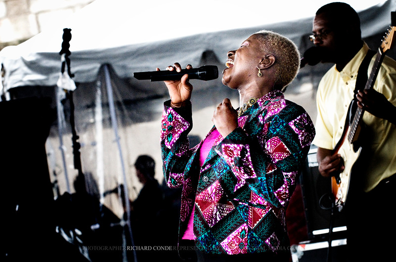 "ANGELIQUE KIDJO / NEWPORT JAZZ FESTIVAL 2011 <br />  <a href=""http://www.facebook.com/richardcondemedia"">http://www.facebook.com/richardcondemedia</a>   <a href=""http://www.instagram.com/richard_conde_photography/"">http://www.instagram.com/richard_conde_photography/</a>"