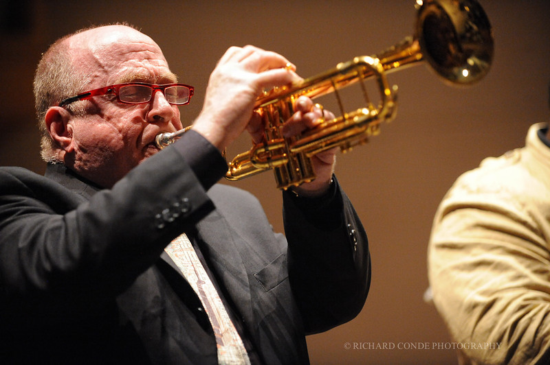 """JAZZ FOUNDATION OF AMERICA  / TRIBUTE TO CLARK TERRY / ST PETERS CHURCH 2012  <a href=""""http://www.facebook.com/richardcondemedia"""">http://www.facebook.com/richardcondemedia</a>   <a href=""""http://www.instagram.com/richard_conde_photography/"""">http://www.instagram.com/richard_conde_photography/</a>"""