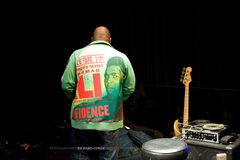A GREAT NIGHT IN HARLEM 2011 / CHRISTIAN MCBRIDE