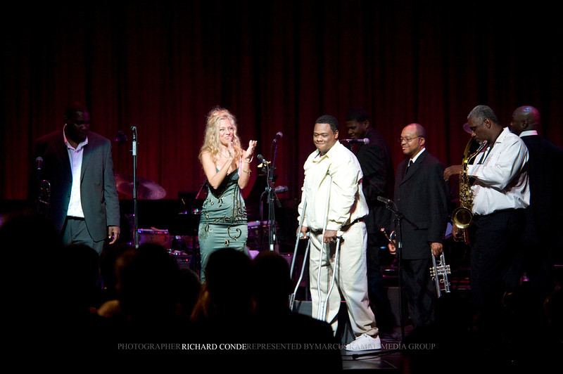 A GREAT NIGHT IN HARLEM 2011