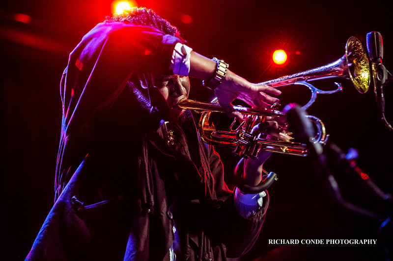 CHRISTIAN SCOTT / LE POISSON ROUGE 2013