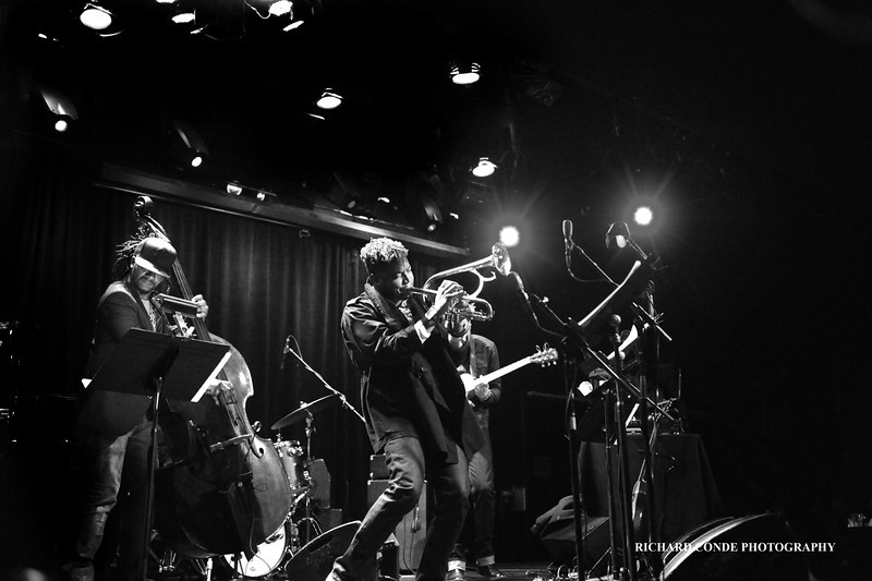 NEXT COLLECTIVE / LE POISSON ROUGE 2013