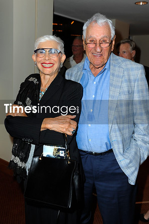 Olga Melin and David Melin